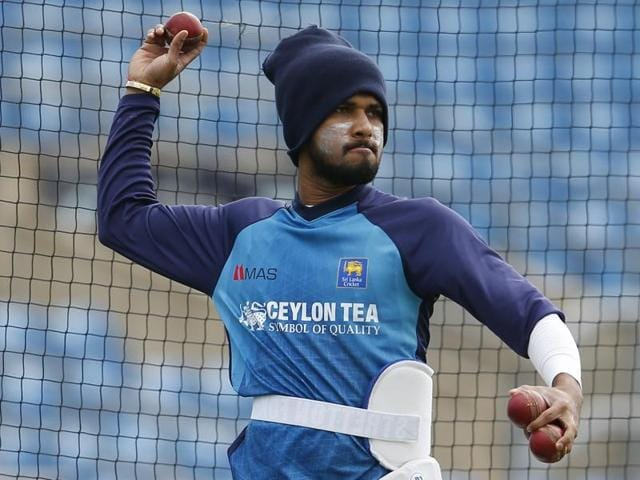 Dushmantha Chameera picked up a stress fracture on his lower back.