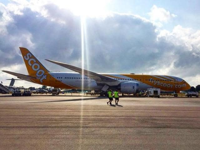 Scoot,Singapore Airlines,Singapore-India airlines