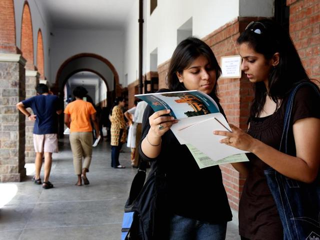 DU admissions,st stephen's,Delhi university