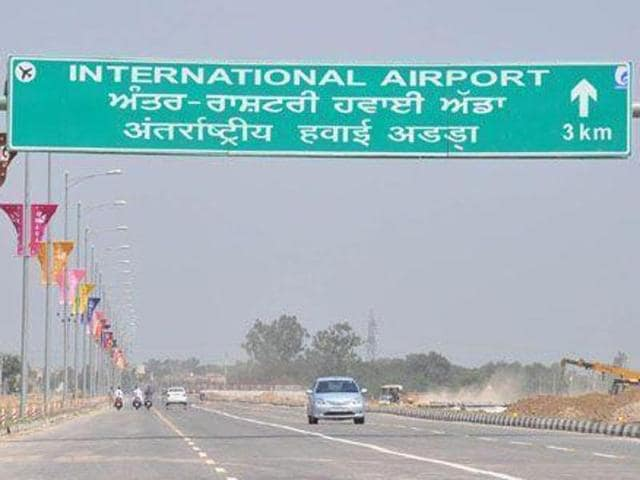 Int'l flights,International fligts from Chandigarh,civil aviation secy