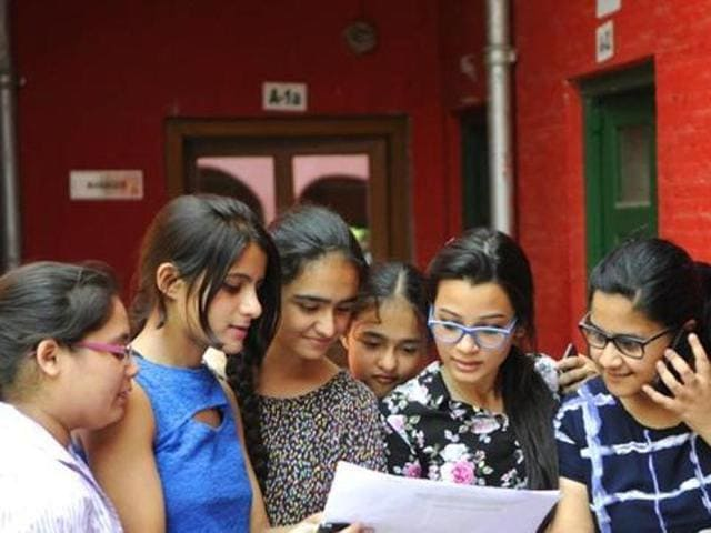 Even in the Class 12 results declared on May 13, SAS Nagar failed to make an impression with its overall pass percentage of 69.1.