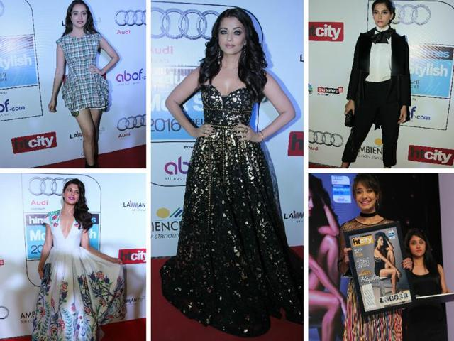 Here are some looks we loved from Hindustan Times Most Stylish 2016.