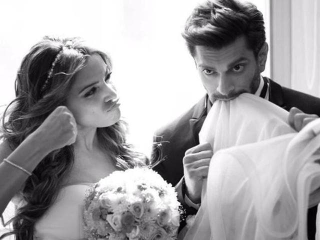 Bipasha Basu and Karan Singh Grover tied the knot on April 30 this year.