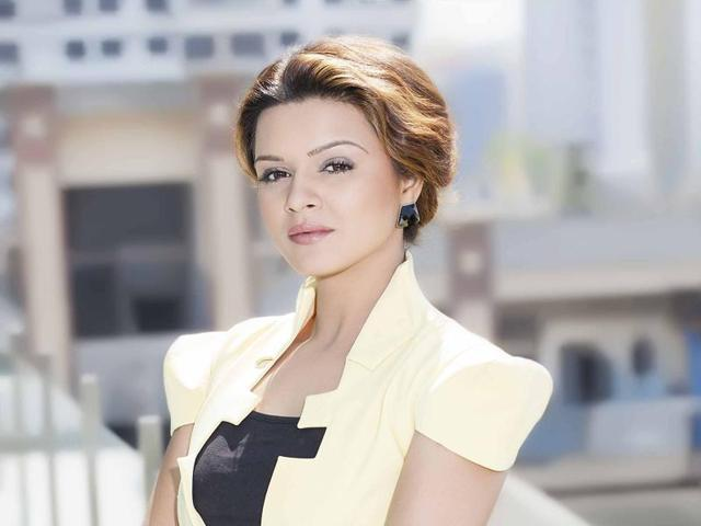 Aashka, who has been part of the industry for long, feels that competition is a part of life.