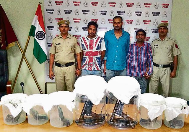 Gurgaon,crime,wanted