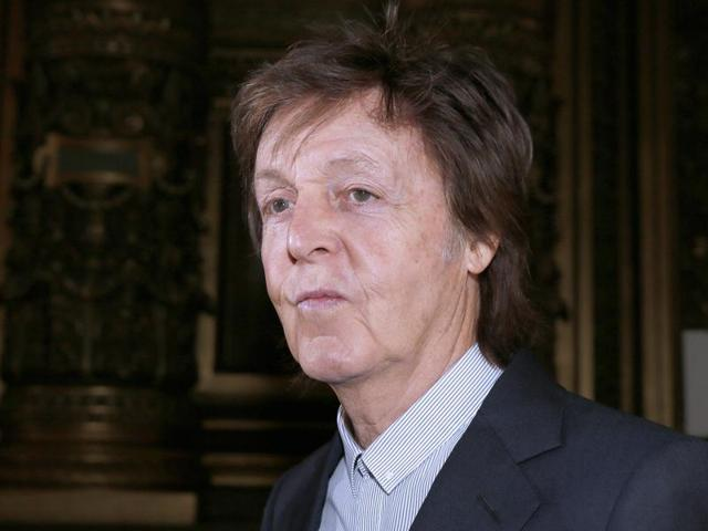 Sir Paul McCartney said he was depressed after The  Beatles broke up.