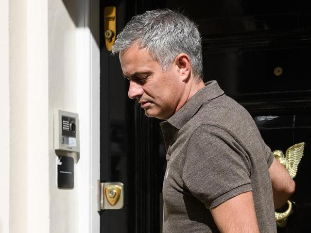Mourinho has agreed to personal terms on a three-year deal with a likely annual salary of over £10 million (13 million euros, $15 million) but issues remain over image rights, Sky News reported.