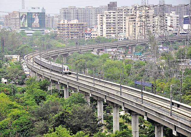 Metro,Ghaziabad,travel