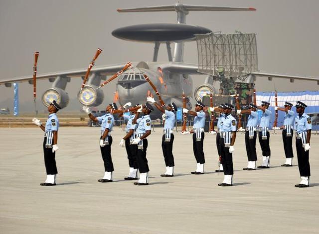 Indian Air Force,IAF Eastern Air Command,Chauba Air Base