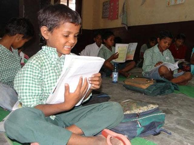 Gujarat chief minister Anandiben Patel on Wednesday announced to hand over the teaching operations of all the government schools having 'poor' performance to NGOs which are willing to accept the responsibility of improving it.