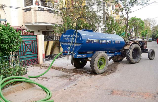 Gurgaon water crisis,DLF Phases,Gurgaon infrastructure