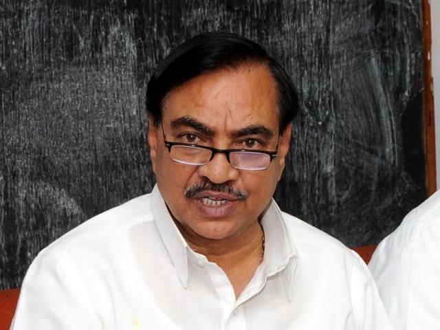 Eknath Khadse,Dawood Ibrahim,Maharashtra govt