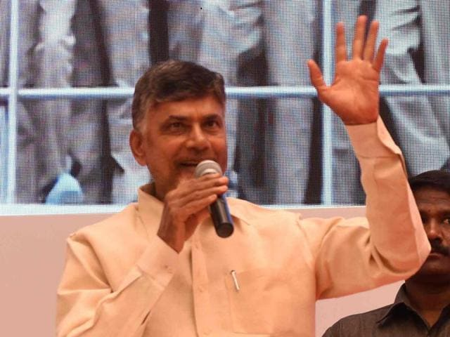 The chief minister of Andhra Pradesh N Chandrababu Naidu aalso pointed out, the sale of liquor was coming down, resulting in reduced income to the state.