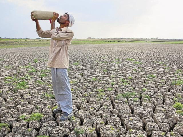 Six hundred million of India's 1.2 billion depend on agriculture and related means for livelihood. The sector was already distraught, with 41 farmers reportedly committing suicide daily on an average since 1995. Migration of the socio-economically deprived, from the largely-agrarian rural India to urban locations for survival had touched 15 million eight years ago.