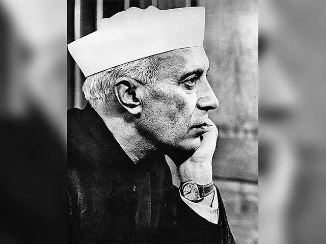 Jawaharlal Nehru, the architect of modern India, was a human with human flaws and failures but a leader of shining veracity. And guts beyond the ordinary.