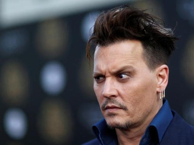 Johnny Depp is again engaged in a war of words with the Australian deputy prime minister in the infamous terrier-gate.