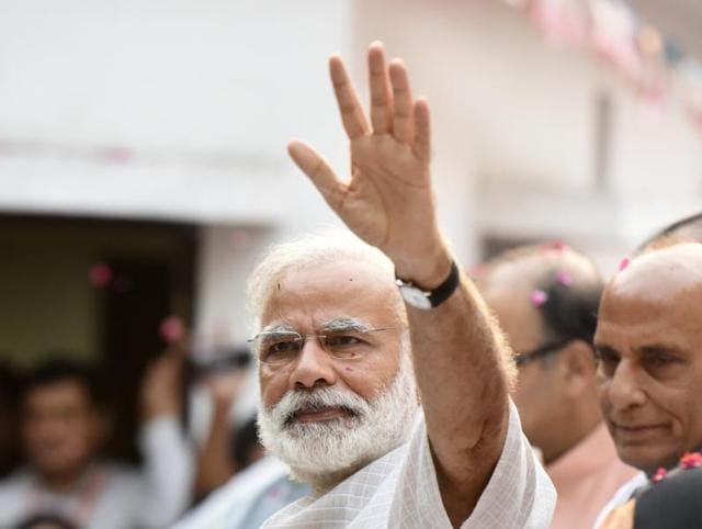 A firm, which managed Prime Minister Narendra Modi's hugely successful Lok Sabha campaign, has come under the scanner of revenue authorities for alleged service tax evasion.