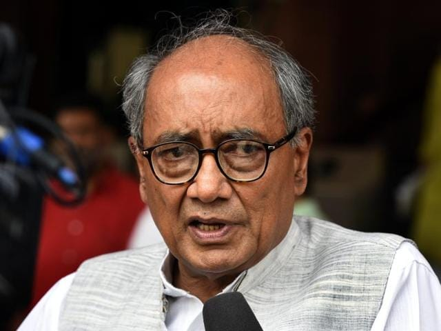 Congress leader Digvijaya Singh said the 2008 Batla House gunfight, in which two suspected Indian Mujahideen terrorists were killed, was 'fake' even as video footage telecast on a TV channel claimed that a suspect Bada Sajid was seen in an 'IS video'.