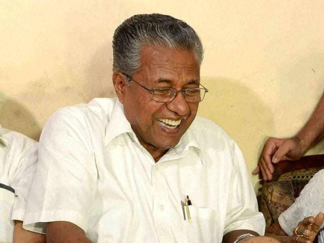 CPI(M) leader Pinarayi Vijayan was sworn in the chief minister of Kerala on Wednesday.