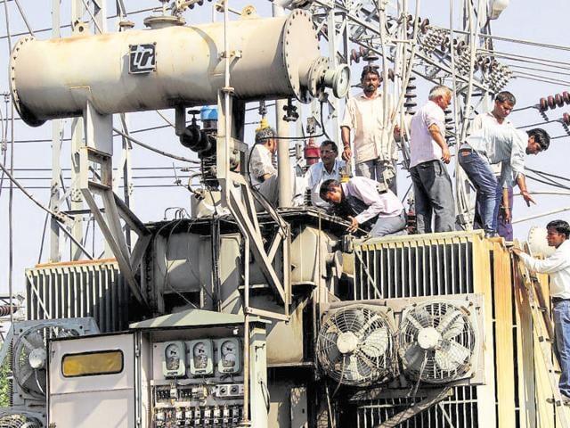 Gurgaon power crisis