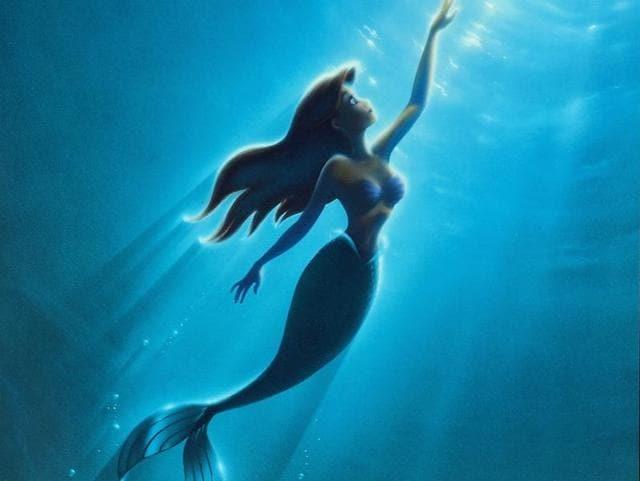 The Little Mermaid,The Little Mermaid Movie,Disney