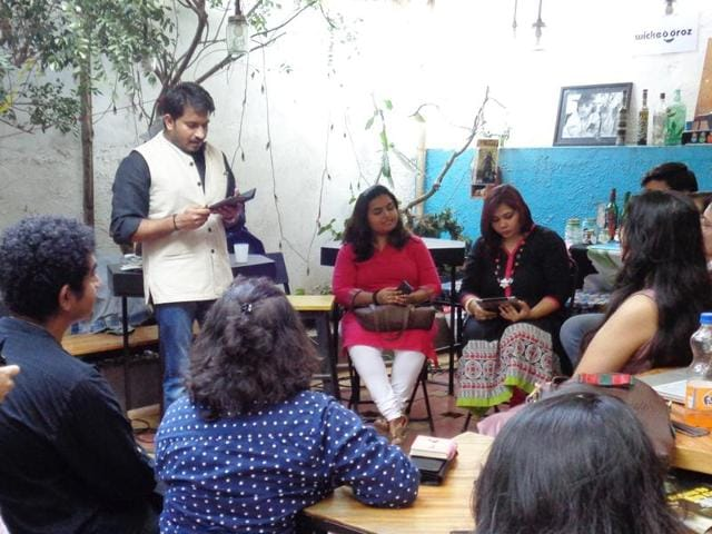 HT48Hours,Poetry clubs in Mumbai,The Poetry Club