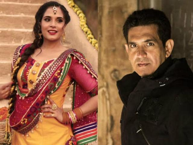 Director Oomung Kumar responds to Richa's comments that her scenes in Sarbjit were chopped off.