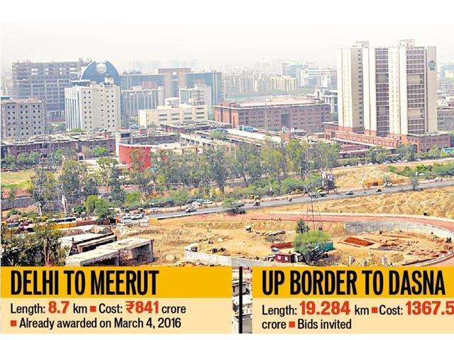 """The NH24 widening project will take about three years to build. """"It's likely to be completed by the end of 2018,"""" says Raghav Chandra, chairman, NHAI."""