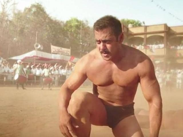 The most difficult thing in Sultan was wearing 'langot': Salman Khan