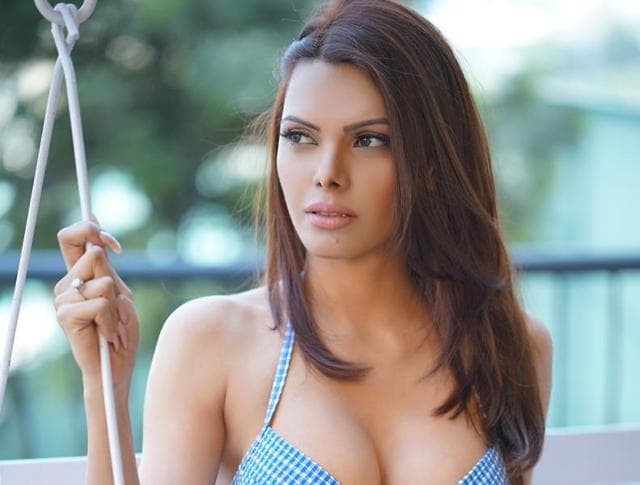 Sherlyn chopra nude with boyfriend