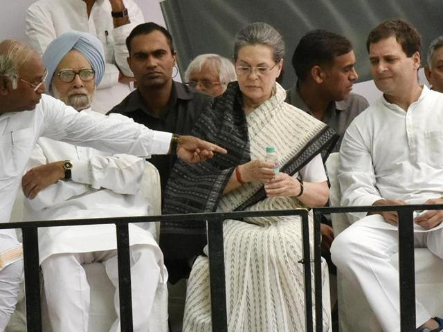 The Congress has maintained that the NDA government's schemes are either pale imitation of UPA programmes, ineffectively carried forward after re-branding them.
