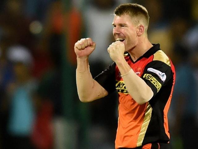 Warners said that although Ashish Nehra's experience was missed, Sunrisers Hyderabad's bowlers and fielders stepped up in the win over Kolkata Knight Riders.