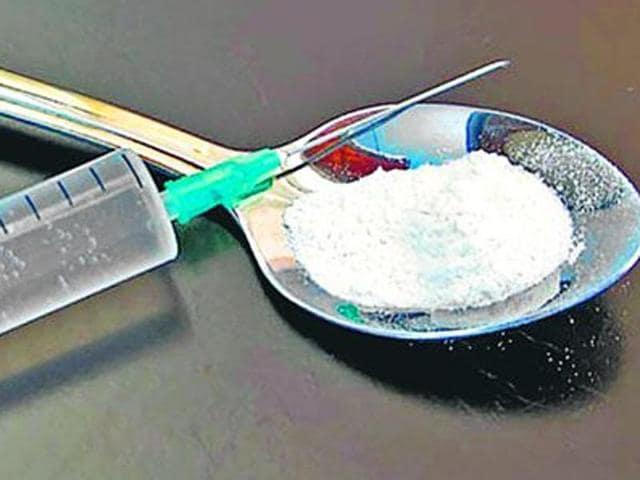Delhi police,opium haul,drugs smuggling