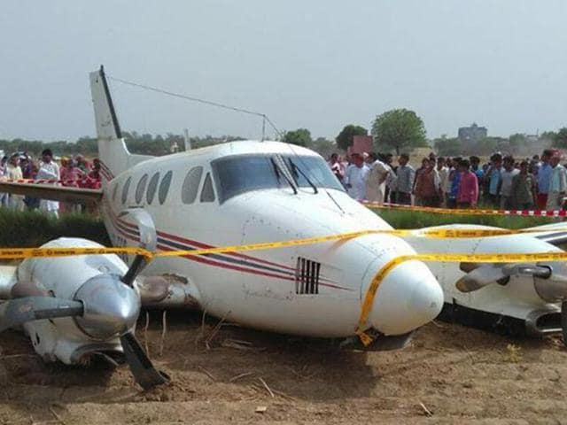 The pilot opened the doors and all the passengers, except Juhi and his stretcher-ridden father, started crawling out.
