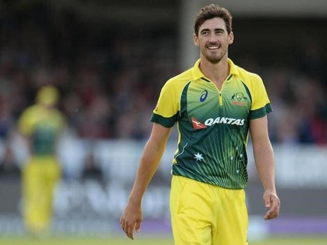 Starc has been out of action since fracturing his foot in last November's historic day-night Test in Adelaide against New Zealand.