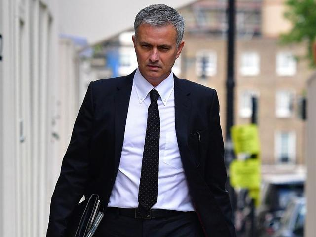 Jose Mourinho,Manchester United,Man United manager