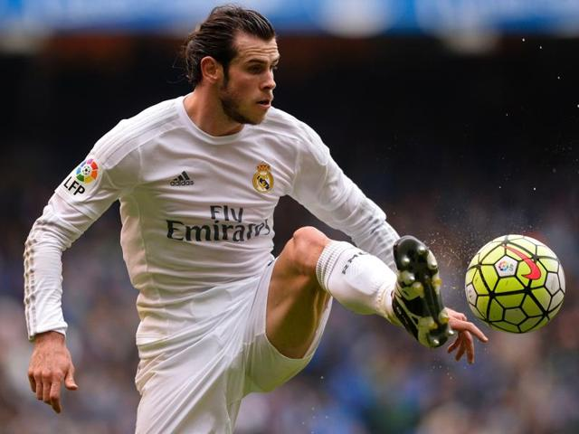 Bale, who moved to Real Madrid from Tottenham Hotspur in September 2013, lifted the European Cup in his first year with the Spanish giants.
