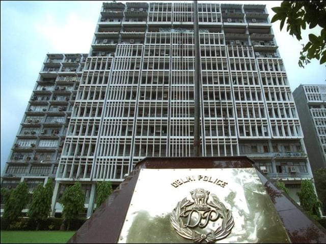 A 50-year-old gardener working at the police headquarters in ITO died after he accidentally cut himself with a lawnmower blade on Thursday.