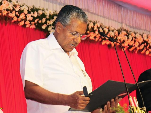 BJPleader Surendran has asked if the new chief minister Pinarayi Vijayan had the courage to tell the people that number 13 is unlucky. Vijayan was sworn in on Wednesday.