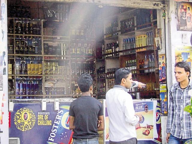 liquor,liquor vends,Jalandhar