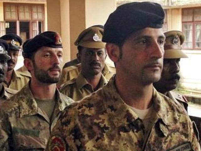 Italian marines case,Italian marines,Salvatore Girone