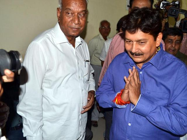 Sugni Devi land grab case,Ramesh Mendola,Kailash Vijayvargiya
