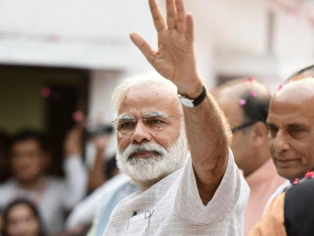 Prime Minister Narendra Modi swept to power at the centre in the 2014 general elections. May 26 marks two years of the NDA government. Modi marked the day by posting a video for the 'Transforming India' anthem.