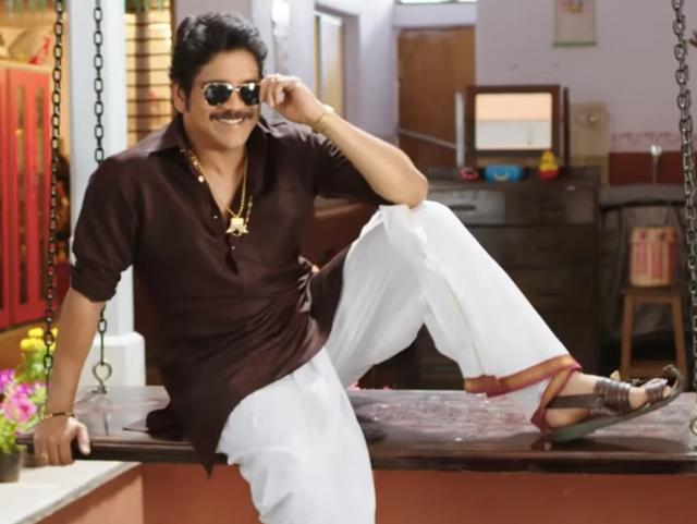 Soggade Chinni Nayana, one of the biggest Telugu blockbusters of this year so far, features Akkineni Nagarjuna in dual roles.