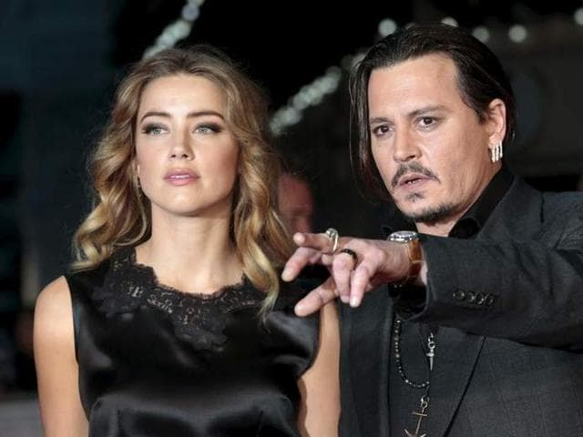 Johnny Depp,Amber Heard,Johnny Amber divorce