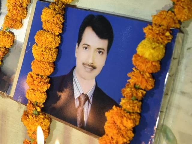 Rajdeo Ranjan,Siwan,Journalist's murder
