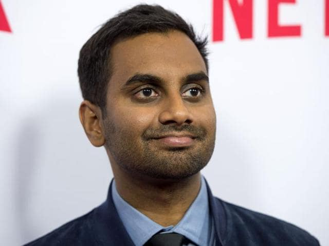 Co-creator and actor Aziz Ansari attends the Netflix's Master of None Emmy Season Screening and Panel, in Beverly Hills, California, on May 18, 2016.