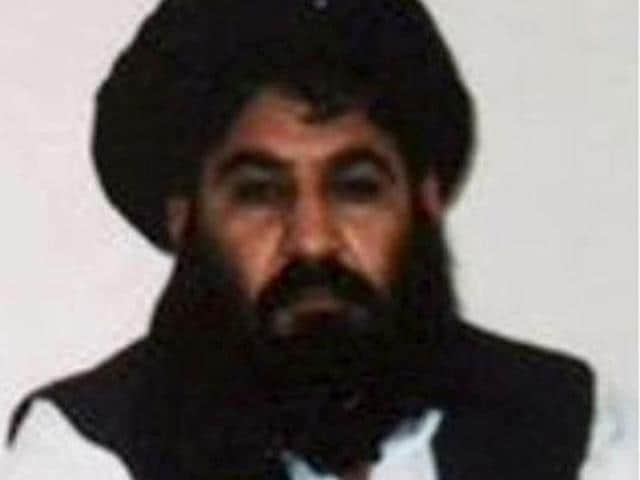 Pakistan,Taliban,Mullah Akhtar Mansour