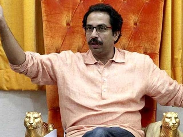 Shiv Sena,Two years of Modi government,Uddhav Thackeray