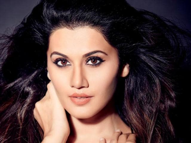 Taapsee wants to discourage drunk driving through a campaign that will be launched on social media first, and will be followed by an event in Delhi in June.